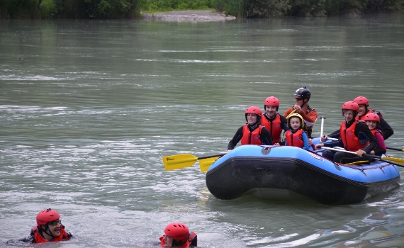 Adda rafting explorer (family)